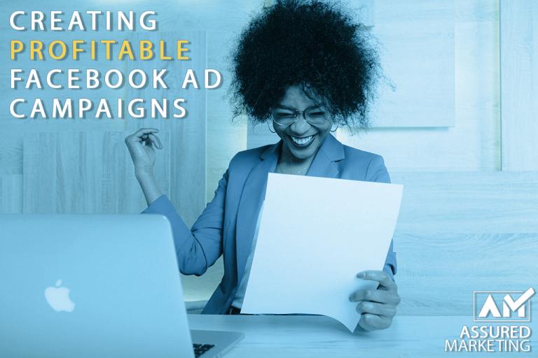 featured image for Assured Marketing Blog on improving profitability of Facebook ads