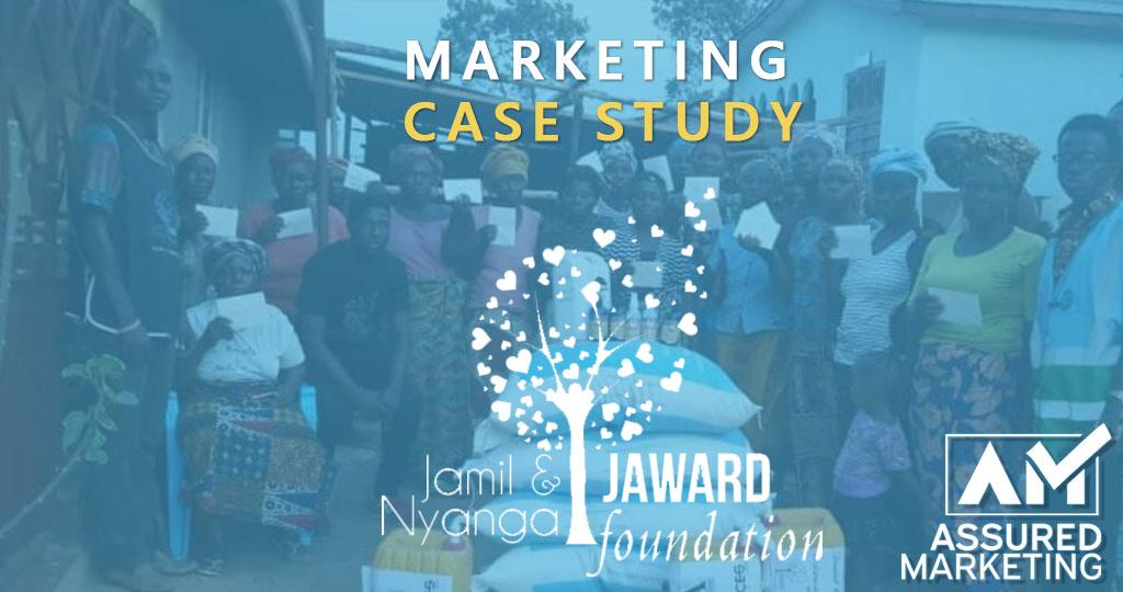 Case Study: Jamil & Nyanga Jaward Foundation