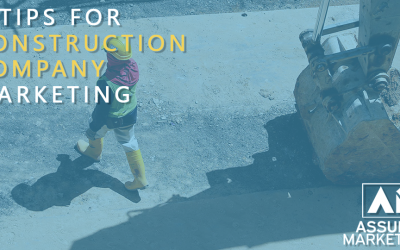 5 Tips For Construction Company Marketing