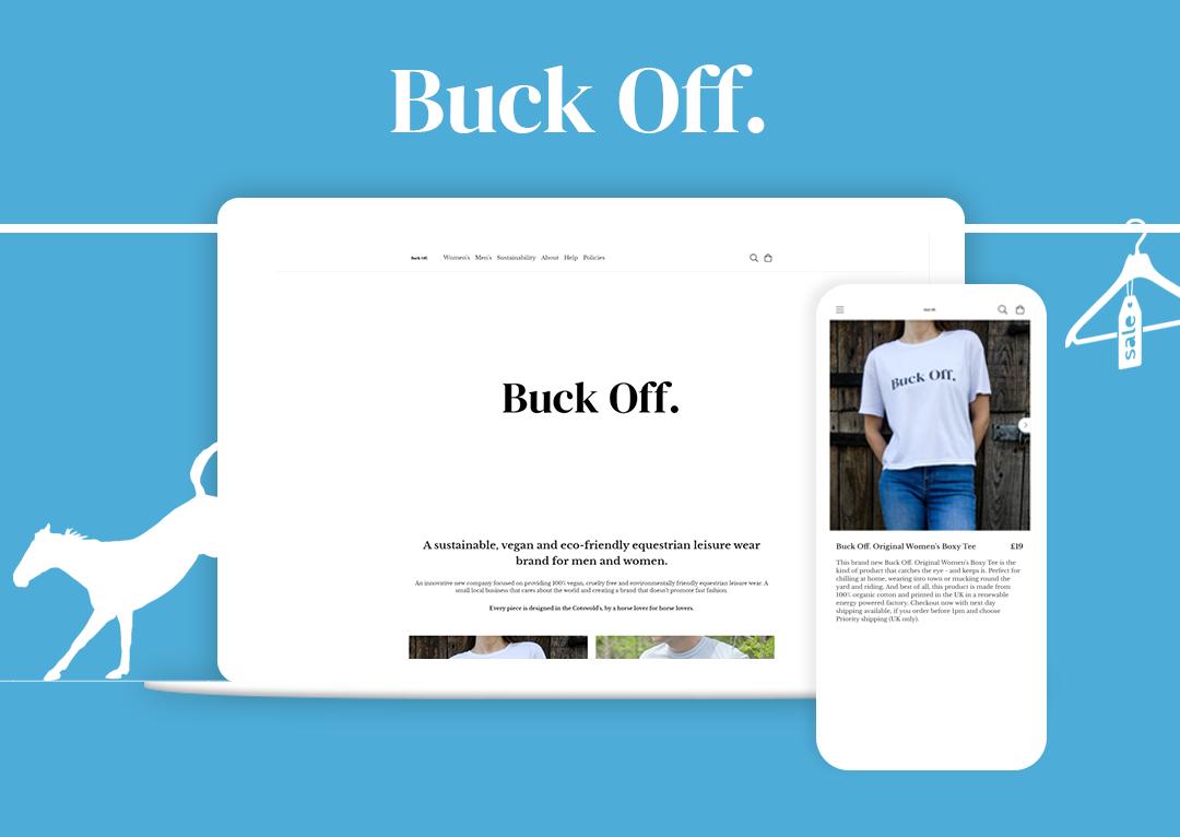 BUCKOFF digital marketing TESTIMONIAL