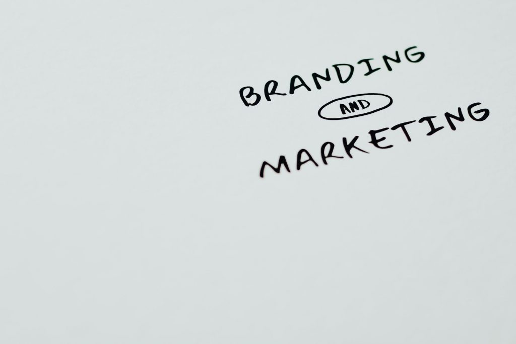 image showing the importance of branding and consistency in social media marketing