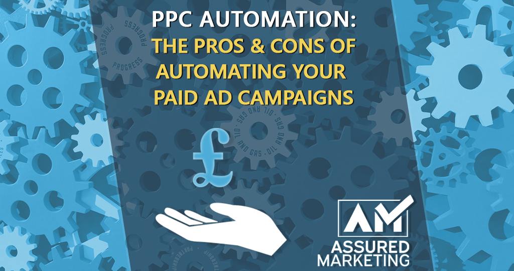 featured image for assured marketing blog on ppc automation